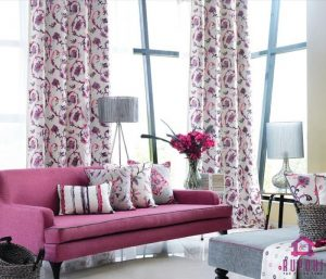 Curtain Fabric - Linen,Silk Curtain Fabric Store in Guwahati